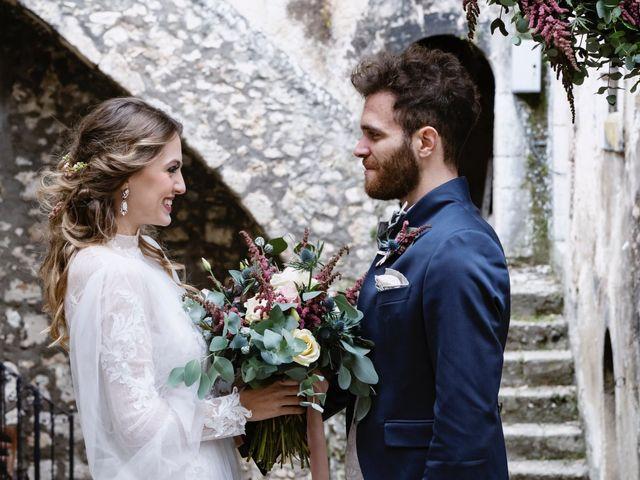 Il matrimonio di Edward e Alissa a Santo Stefano di Sessanio, L'Aquila 31