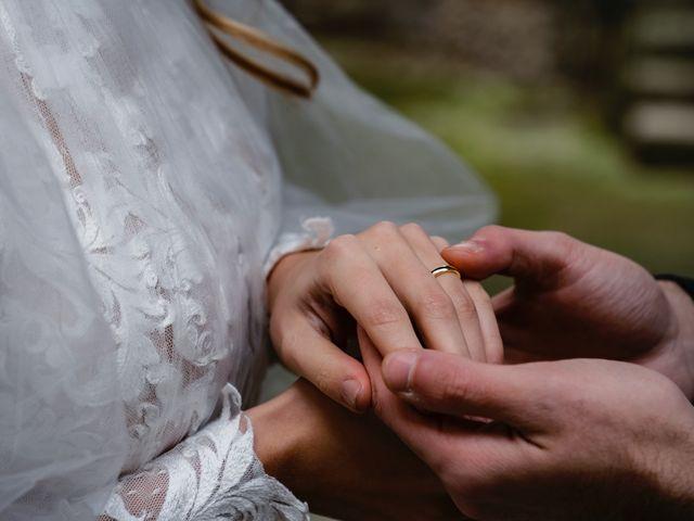 Il matrimonio di Edward e Alissa a Santo Stefano di Sessanio, L'Aquila 32