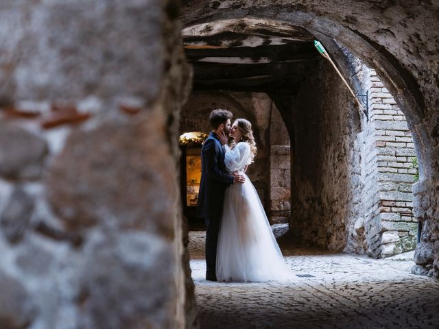 Le nozze di Alissa e Edward
