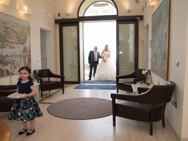 Il matrimonio di Fabio e Sabrina a Castel San Pietro Terme, Bologna 17