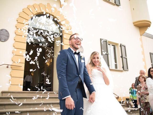 Il matrimonio di Fabio e Sabrina a Castel San Pietro Terme, Bologna 22