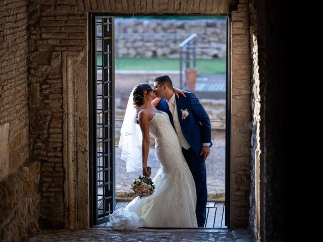 Le nozze di Roberta e Emiliano