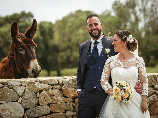 Il matrimonio di Tonio e Roberta a San Pancrazio Salentino, Brindisi 13