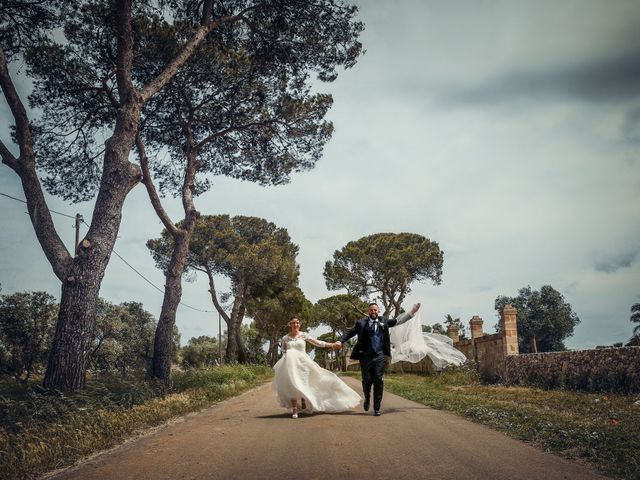 Il matrimonio di Tonio e Roberta a San Pancrazio Salentino, Brindisi 18