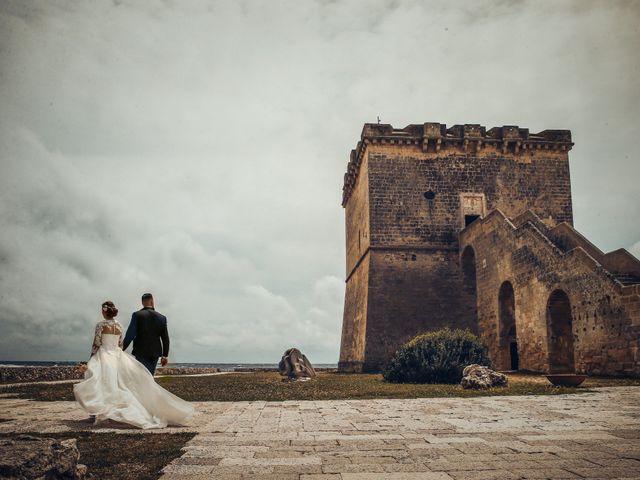Il matrimonio di Tonio e Roberta a San Pancrazio Salentino, Brindisi 19