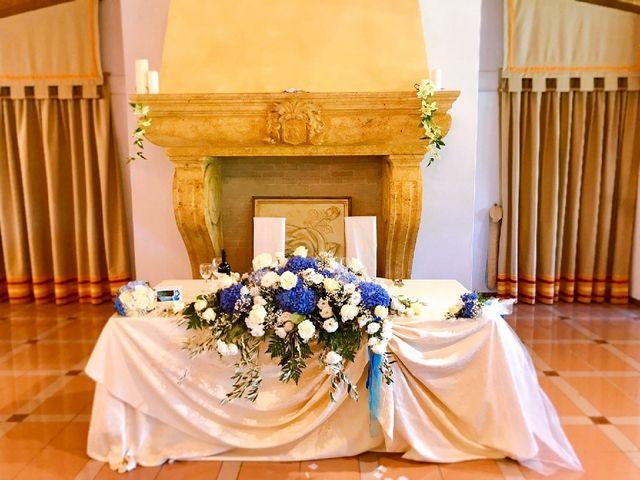 Il matrimonio di Matteo e Arianna a Certosa di Pavia, Pavia 10