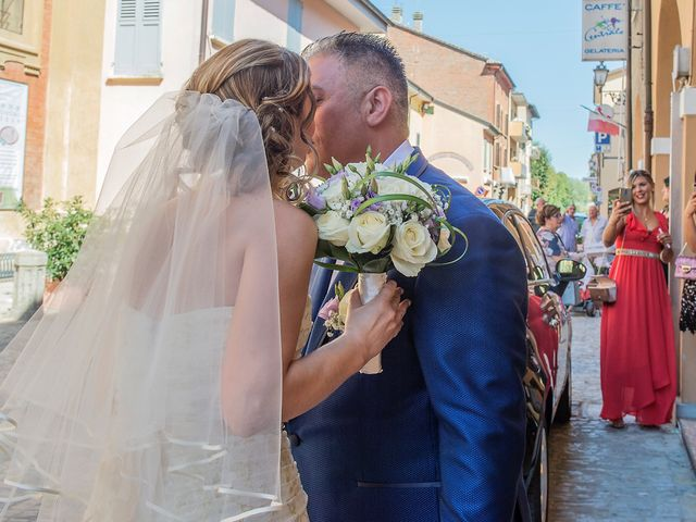 Il matrimonio di GianLuca e Manuela a Castel Guelfo di Bologna, Bologna 16