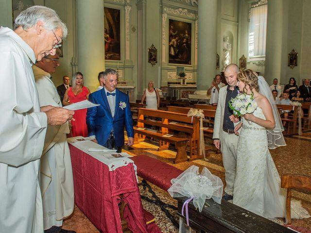 Il matrimonio di GianLuca e Manuela a Castel Guelfo di Bologna, Bologna 17