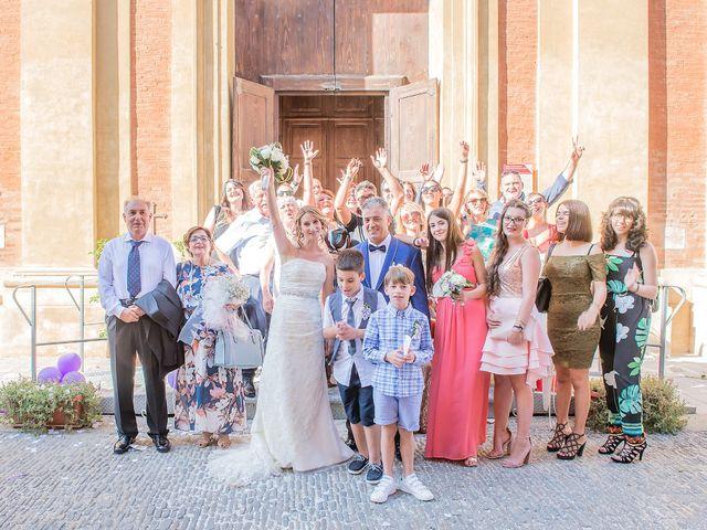 Il matrimonio di GianLuca e Manuela a Castel Guelfo di Bologna, Bologna 27