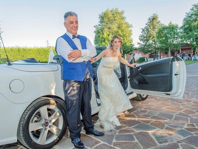 Il matrimonio di GianLuca e Manuela a Castel Guelfo di Bologna, Bologna 32
