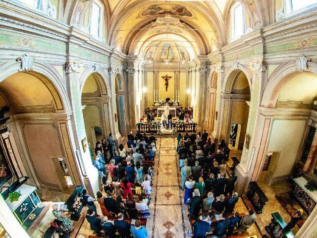 Il matrimonio di Matteo e Arianna a Certosa di Pavia, Pavia 1