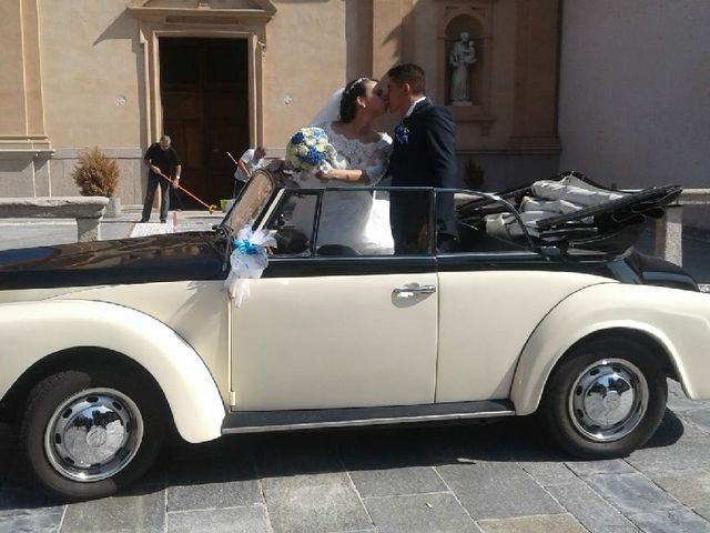 Il matrimonio di Matteo e Arianna a Certosa di Pavia, Pavia 2