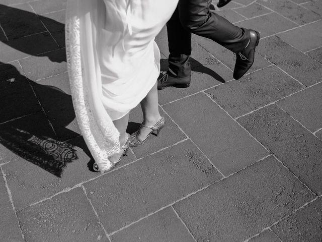 Le nozze di Elisa e Anthony