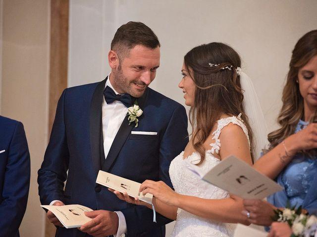 Il matrimonio di Marco e Sara a Volpago del Montello, Treviso 11