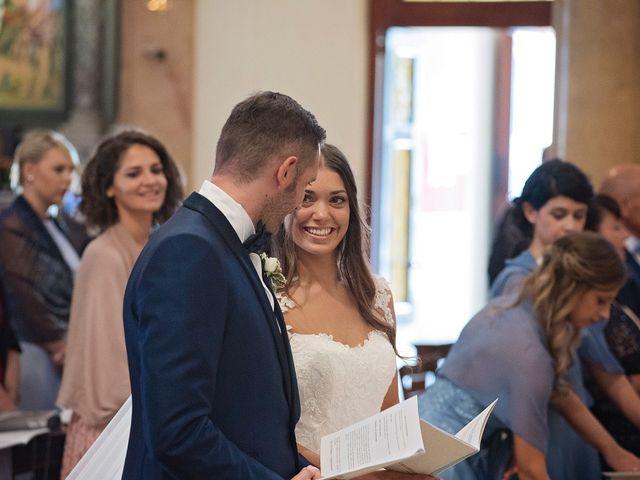 Il matrimonio di Marco e Sara a Volpago del Montello, Treviso 12