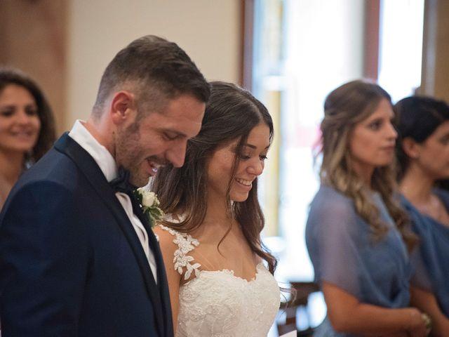 Il matrimonio di Marco e Sara a Volpago del Montello, Treviso 13