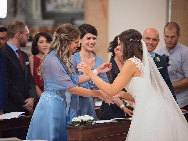Il matrimonio di Marco e Sara a Volpago del Montello, Treviso 18