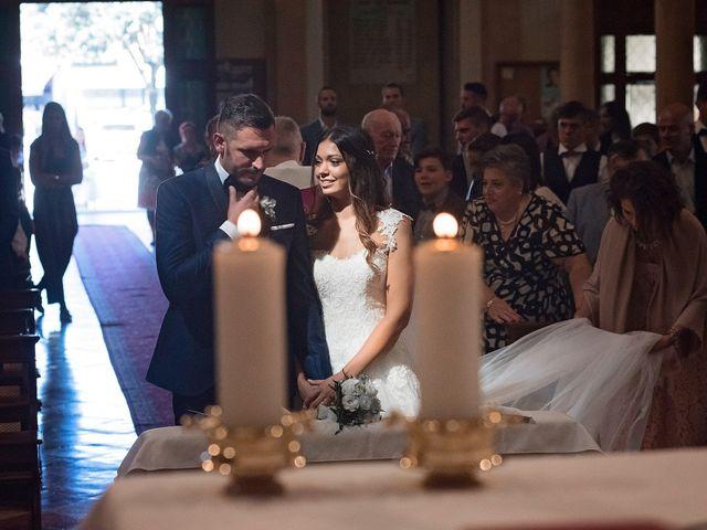 Il matrimonio di Marco e Sara a Volpago del Montello, Treviso 19