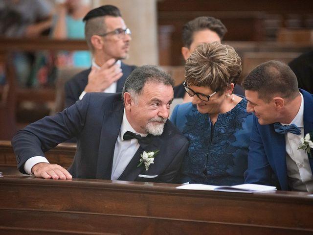 Il matrimonio di Marco e Sara a Volpago del Montello, Treviso 20
