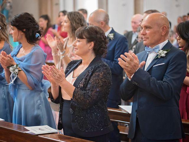 Il matrimonio di Marco e Sara a Volpago del Montello, Treviso 23