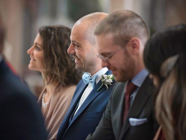 Il matrimonio di Marco e Sara a Volpago del Montello, Treviso 25