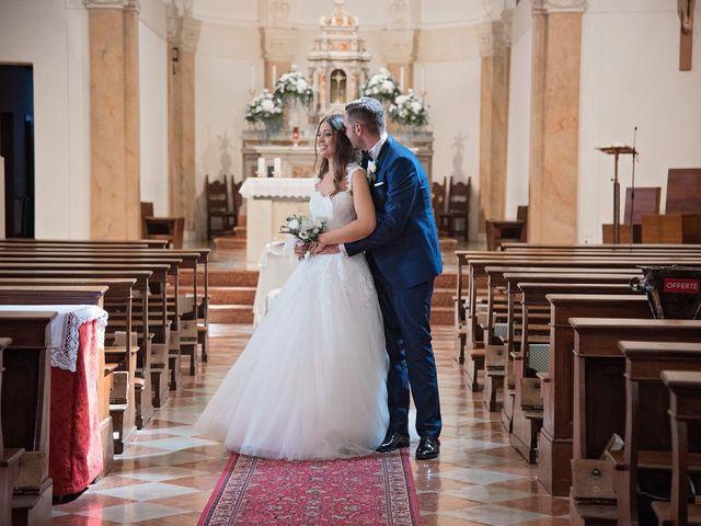 Il matrimonio di Marco e Sara a Volpago del Montello, Treviso 27