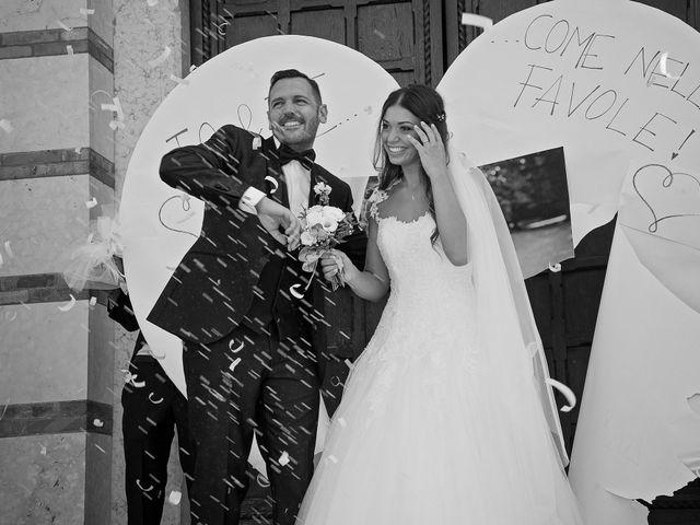 Il matrimonio di Marco e Sara a Volpago del Montello, Treviso 28