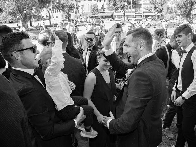 Il matrimonio di Marco e Sara a Volpago del Montello, Treviso 29