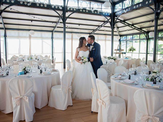 Il matrimonio di Marco e Sara a Volpago del Montello, Treviso 32