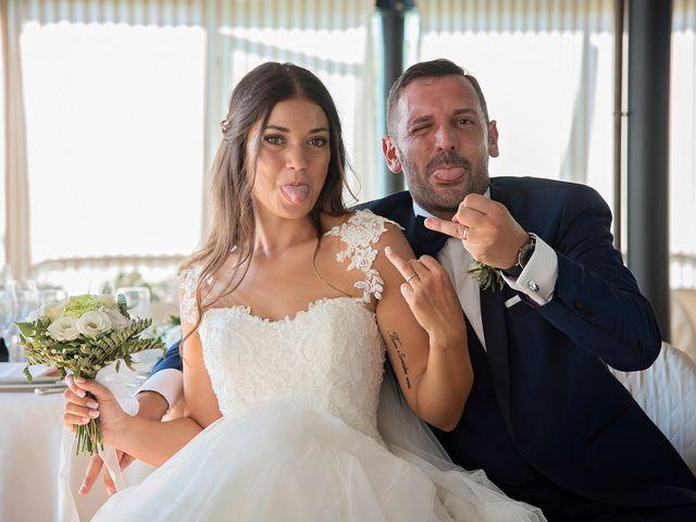 Il matrimonio di Marco e Sara a Volpago del Montello, Treviso 34