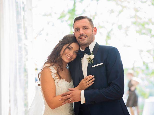 Il matrimonio di Marco e Sara a Volpago del Montello, Treviso 35
