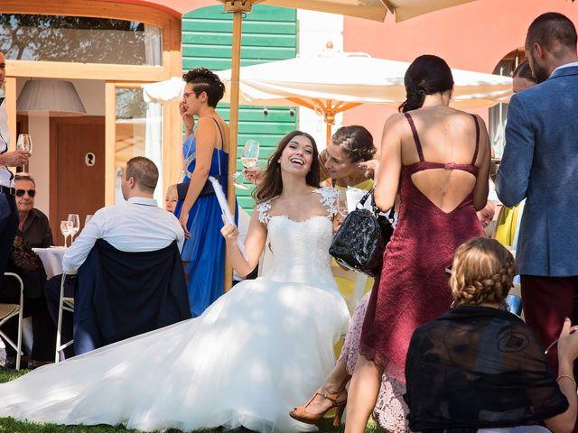 Il matrimonio di Marco e Sara a Volpago del Montello, Treviso 36