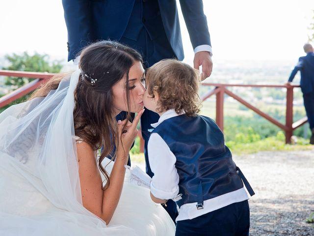 Il matrimonio di Marco e Sara a Volpago del Montello, Treviso 37