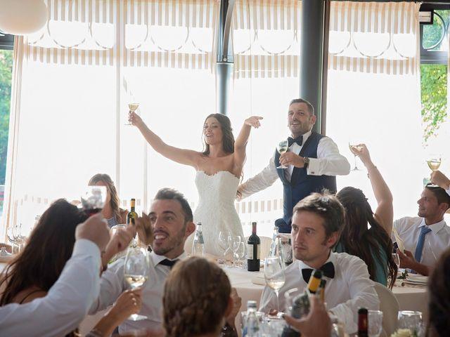 Il matrimonio di Marco e Sara a Volpago del Montello, Treviso 42