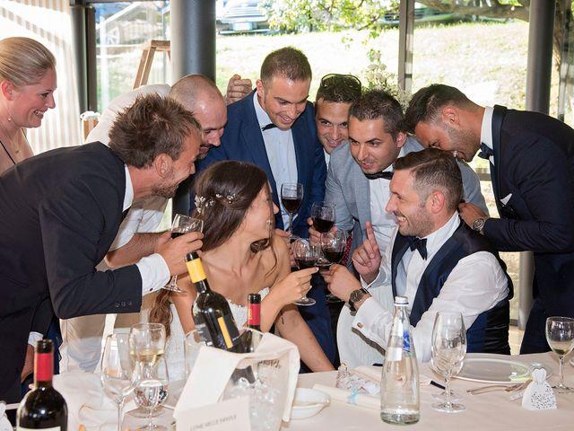 Il matrimonio di Marco e Sara a Volpago del Montello, Treviso 44