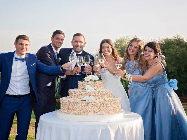Il matrimonio di Marco e Sara a Volpago del Montello, Treviso 49