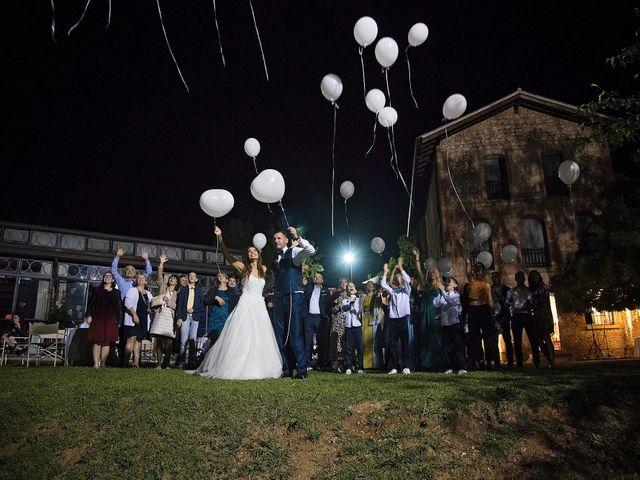 Il matrimonio di Marco e Sara a Volpago del Montello, Treviso 53