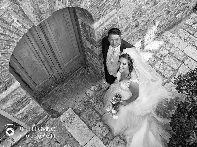 Il matrimonio di Donato e Angela a Castelnuovo della Daunia, Foggia 5