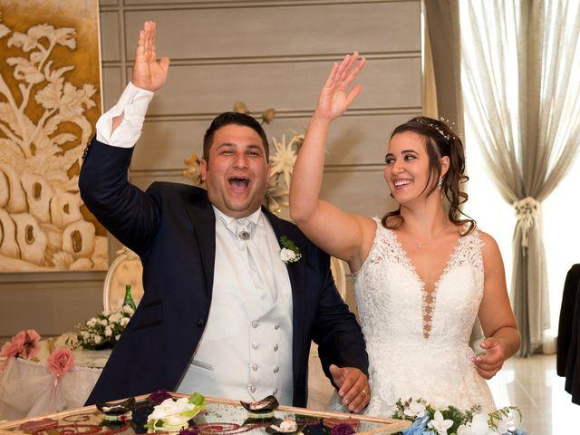 Il matrimonio di Donato e Angela a Castelnuovo della Daunia, Foggia 7