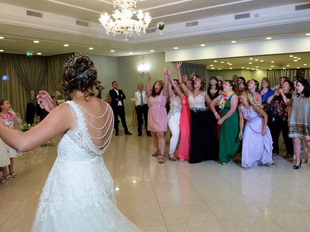 Il matrimonio di Donato e Angela a Castelnuovo della Daunia, Foggia 8