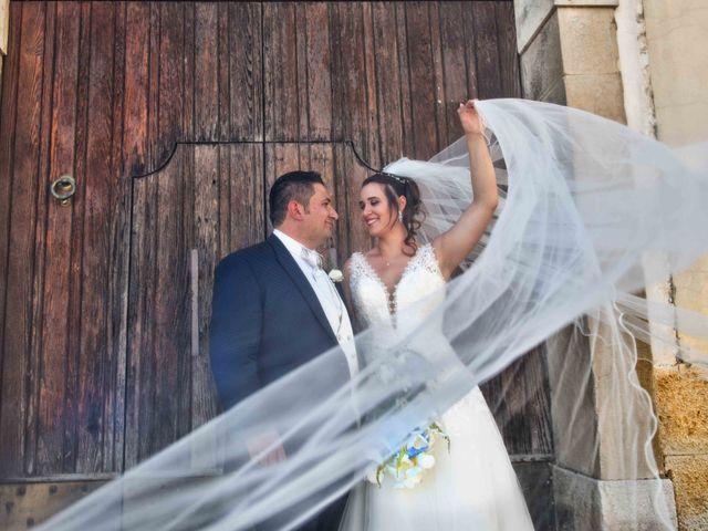 Il matrimonio di Donato e Angela a Castelnuovo della Daunia, Foggia 14