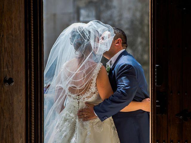 Il matrimonio di Donato e Angela a Castelnuovo della Daunia, Foggia 16