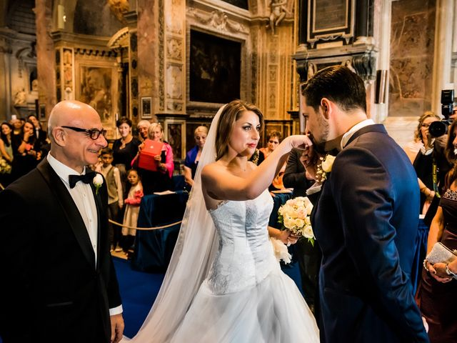 Il matrimonio di Alessandro e Francesca a Roma, Roma 17
