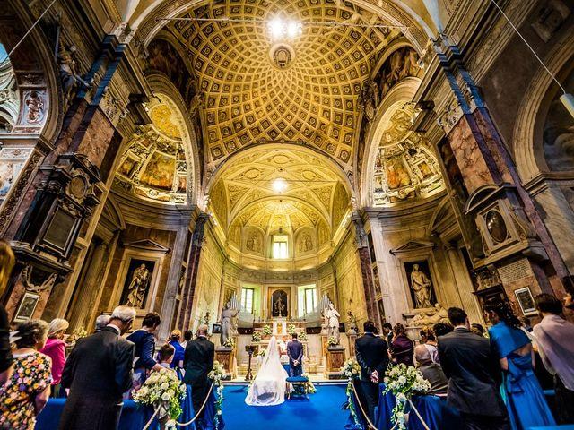 Il matrimonio di Alessandro e Francesca a Roma, Roma 20
