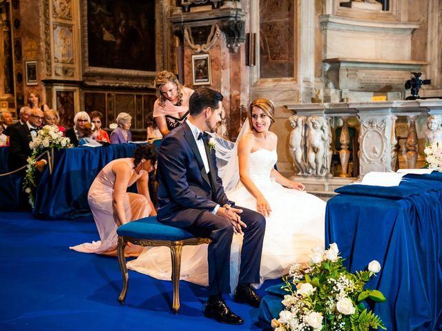 Il matrimonio di Alessandro e Francesca a Roma, Roma 22