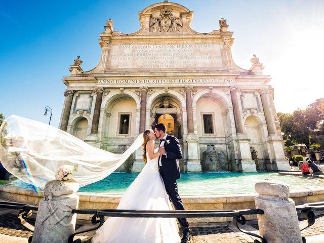 Il matrimonio di Alessandro e Francesca a Roma, Roma 32