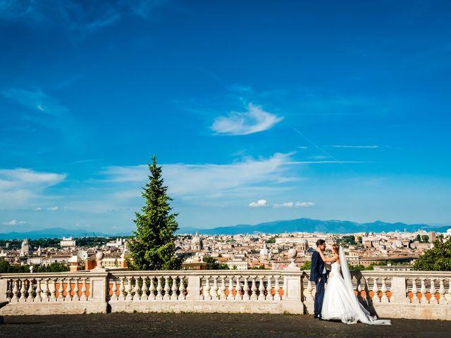 Il matrimonio di Alessandro e Francesca a Roma, Roma 34