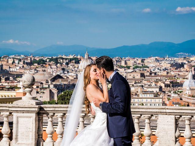 Il matrimonio di Alessandro e Francesca a Roma, Roma 35