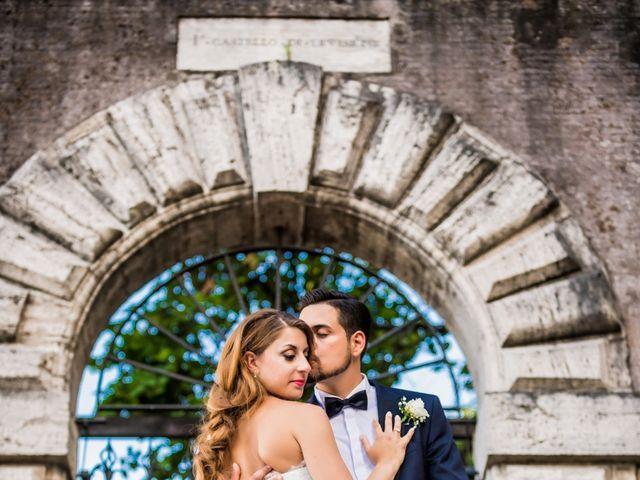Il matrimonio di Alessandro e Francesca a Roma, Roma 38