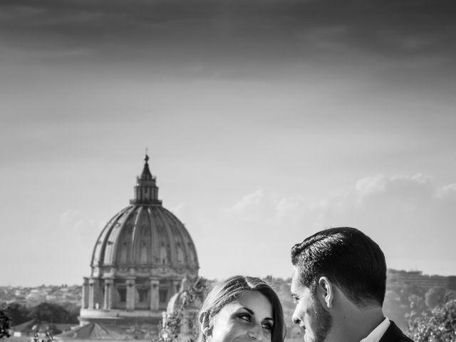 Il matrimonio di Alessandro e Francesca a Roma, Roma 40